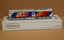 Austrains 8040 HO COMENG 80 class in 200th birthday special paint scheme