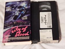 City of Blood + The Haunting + Bruiser (VHS x 3) Horror/Thriller) LOT) ROMERO)
