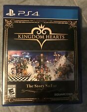 Game Ps4 Kingdom Hearts -The Story So Far-