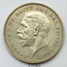 More details for  1935 king george v silver .500 crown in capsule, high grade with good detail.