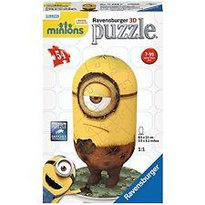 Ravensburger 11666 Minion - Cro Minion 3D Puzzle 54 TEILE NEUHEIT 2016 -