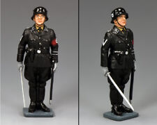 King & Country LAH189 SS Officer At Attention