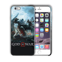 God of War Iphone 4 4s 5 5s 5c SE 6 6s 7 8 X XS Max XR 11 Pro Plus Case Cover 2