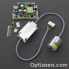 Engraving laser head 445nm 5W 43mm + PSU, CNC, laser diode
