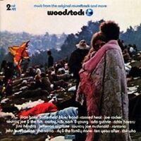 WOODSTOCK VOL. 1 2 CD REMASTERED 21 TRACKS NEW
