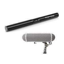 Sennheiser Mke 600 Shotgun Microphone + Marantz Zp-1 Mic Windscreen Shockmount