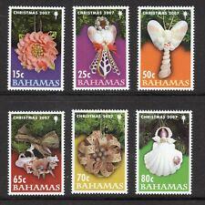 Bahamas 2007 Christmas set UM (MNH)