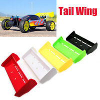 1/10 RC Rear Spoiler Tail Wing For HSP 94166 94106 94107 Off Road Buggy RC Car