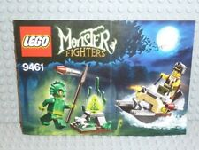LEGO® Monster Fighters Bauanleitung 9461 The Swamp ungelocht instruction B72
