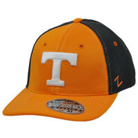 NCAA Zephyr Tennessee Volunteers Vols Flex Fit Youth Kids Orange Stretch Hat Cap