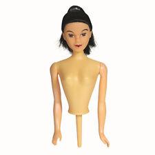 PME Schwarze Haare Prinzessin Puppe Für Geburtstagskuchen Deko Kuchen Barbie