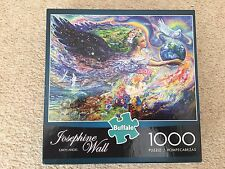 Earth Angel par Josephine Wall 1000 Buffalo Games Jigsaw Puzzle, NEW & SEALED