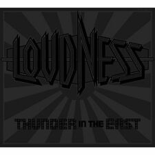 LOUDNESS Thunder In The East + 2 JAPAN CD + 2DVD 30th Anniversary Edition Japan