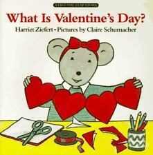 What is Valentine's Day? (A Lift-the-flap story) - Acceptable - Ziefert, Ha
