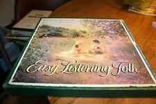 LP Easy Listening Folk  Readers Digest  7 Record