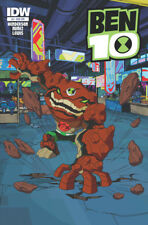 BEN 10 #3 Subscription VARIANT COVER
