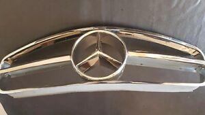 Mercedes-Benz 190SL 300SL W121 Grill MB Stern Bugmaske Front Grille MB