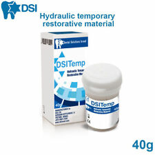 DSI Temp Dental Temporary Filling Tooth Seal Restorative Cavity Material 40g