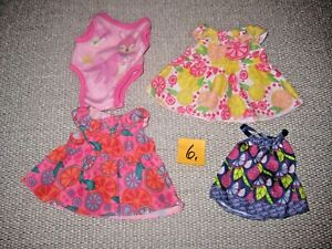 Baby Alive Clothes  Lot