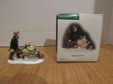Dept. 56 2004 New England Village Not Too Fast , Please #56.57110 Cute Kittens