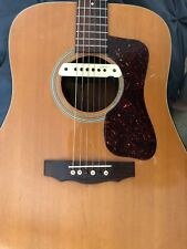 1977 Vintage Guild D35 Guitar with LR Baggs Pickup OHSC