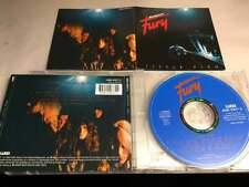 SARGANT FURY - ''LITTLE FISH'' - RARE GERMAN METAL CD 1993 - LIKE SAXON