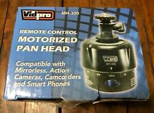 Vidpro 360-Degree Time-Lapse Photography Motorized Pan Remote For GoPro Camera's