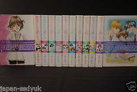 JAPAN Hisaya Nakajo manga: Aizouban Hana-Kimi 1~12 Complete Set