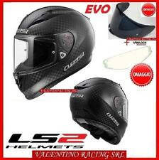 CASCO INTEGRALE IN CARBONIO LS2 FF323 ARROW C EVO GLOSS Tg. S PINLOCK E VISIERA