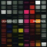Don Broco - Priorities (NEW CD)