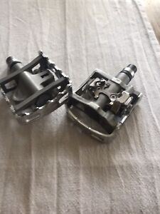 Shimano PD-M324 Combination SPD/Flat Pedals