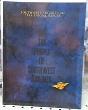 Southwest Airlines 1993 Annual Report