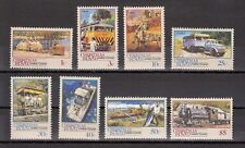 TIMBRE STAMP  8 ILE CHRISTMAS Y&T#306-13 TRANSPORT NEUF**/MNH-MINT 1990 ~B18