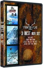 2 Stroke Cold Smoke 3 Best Box Set - Snowmobile DVD -New! Free US Shipping!
