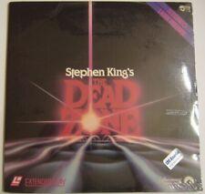 Stephen King's The Dead Zone (Sealed Laser Videodisc)
