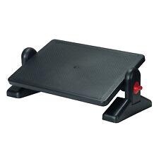 Height Angle Adjustable Premium Foot Rest Office Computer Desk Footrest Comfort