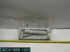 Qty=2Pack Live Humane Cage Trap for Rodent's Animal Catcher