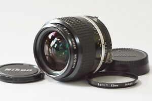 [Mint] Nikon Ai-s NIKKOR 35mm F1.4 AIS MF Wide Angle from Japan N442