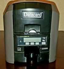 Datacard CD800 Dual Sided ID Card Thermal Printer For Parts
