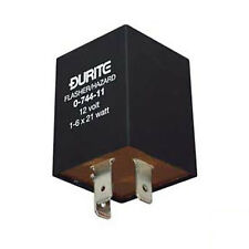 Durite - Flasher/Hazard Unit 1-6 x 21 watt 12 volt Cd1 - 0-744-11