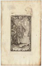 DISTELORDEN England Schottland Kupferstich 1780 Großbritannien Sir Adel Titel