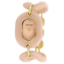 Anne Klein Light Pink Dial Ladies Watch 2674LPGB