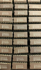 Qty 8 DRAM 16kx1 Dynamic RAM 16k x 1 200ns D2117-3 Intel  US SELLER FREE SHIP