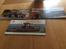 Massey Ferguson Product Range Brochures From 2014 / 15 / 16