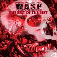 W a S P-the Best of The Best-vinyl Lp2 Madfish