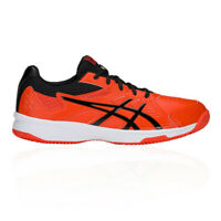 Asics Mens Court Slide GS Tennis Shoes Red Sports Breathable Lightweight