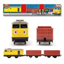 Titipo and Friends Roco Electric Train Toy Character Kids Gift