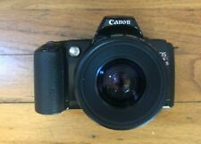 Canon EOS Rebel XS 35mm Film Camera w/ Bag and Zoom Lens