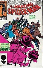 AMAZING SPIDERMAN 253...NM-...1984...1st App The Rose...Bargain!