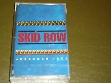 SKID ROW<>SUBHUMAN RACE<> Sealed Audio Cassette ~ Canada TAPE - 78 27304